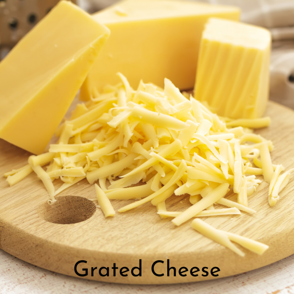 Parmesan/Grated Cheese